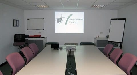 Pest Control Training in Suffolk